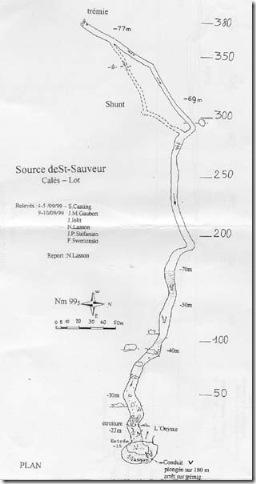 Source de St.Sauveur